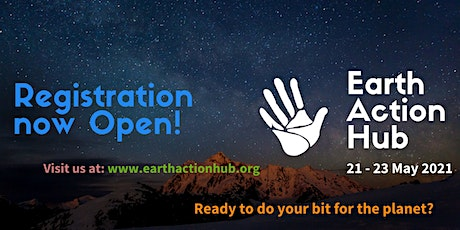 Earth Action Hub 2021 tickets