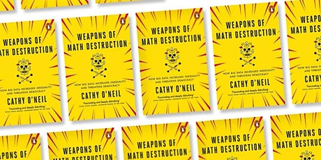 Vancouver STEMMinist Book Club: 'Weapons of Math Destruction'  Cathy O'Neil tickets