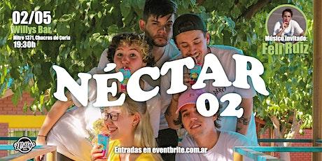 Néctar 02 tickets
