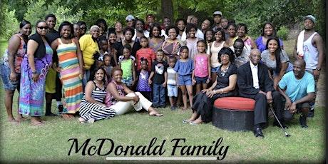McDonald Thomas Family Reunion tickets