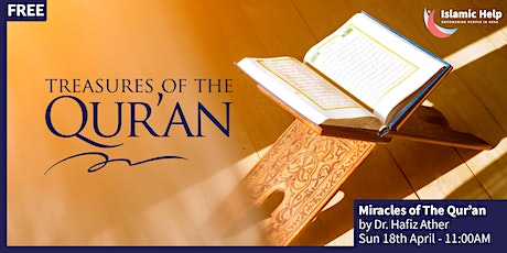 Miracles of The Qur'an tickets