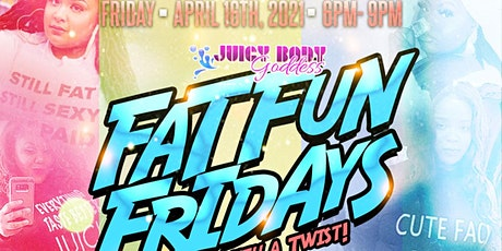 Fat Fun Friday- Curvy Shopping & Networking Event tickets