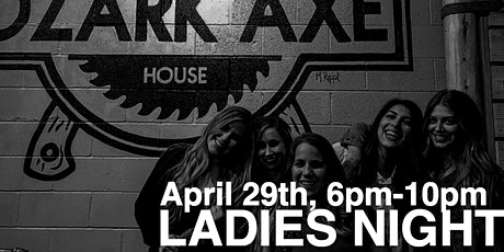 April Ladies Night! tickets