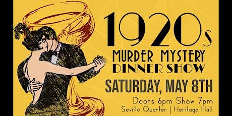 1920's Murder Prohibited Dinner Show tickets