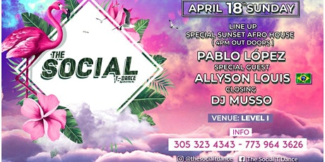 THE SOCIAL T DANCE 7th Edition tickets