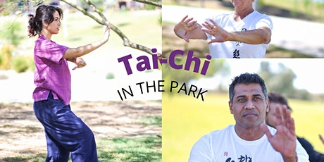 Tai Chi in the park tickets