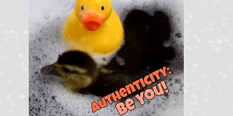Authenticity: Be You! tickets