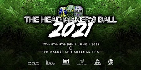 Head maker's ball 2021 tickets