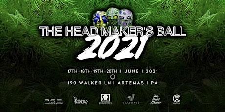 Head maker's ball 2021 tickets