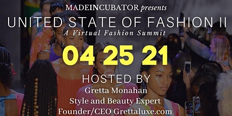 The United State of Fashion II - Fashion Revolution Week USA Tickets