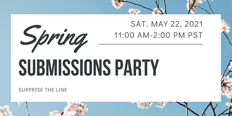 Spring Submissions Party tickets