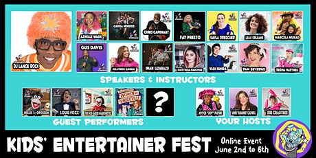 KIDS ENTERTAINER FEST tickets