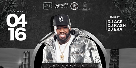 50 CENT TAKES OVER KING OF DIAMONDS ATLANTA 1 NIGHT ONLY. tickets