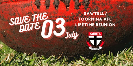 Sawtell/ Toormina AFL - Lifetime Reunion tickets