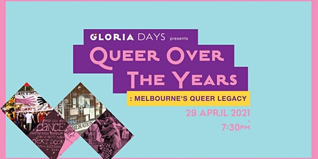 Queer Over The Years: Melbourne's Queer Legacy tickets