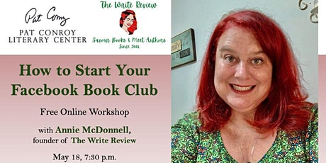 How to Start Your Facebook Book Club, led by Annie McDonnell tickets