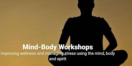 SAF Mind-Body Workshop tickets