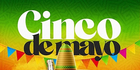 Cinco De Mayo Celebration at Taj II tickets