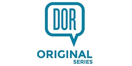 DOR Original AUG/TUES 2021 - VIRTUAL tickets