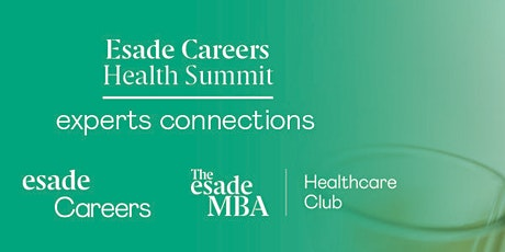Esade Careers Health Summit 2021 tickets