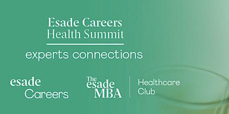 Esade Careers Health Summit 2021 bilhetes