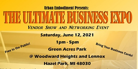 The Ultimate Business Expo tickets
