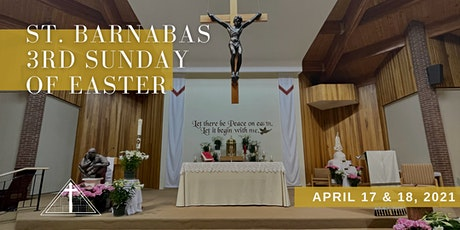 3rd Sunday of Easter Mass (Last Names D-J) tickets