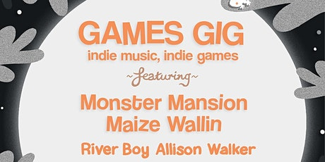 GAMES GIG tickets