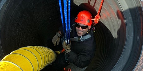 Confined Space Rescue Operations tickets