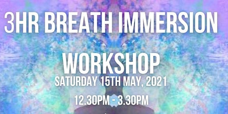 3Hr Breathwork Immersion tickets