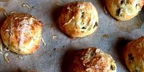 Virtual Sweet and Savory Cream Puff Workshop tickets