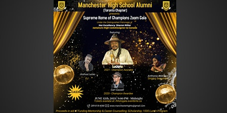 Supreme Home of Champions Zoom Gala tickets