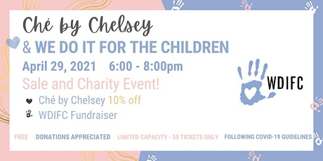 Ché by Chelsey x WDFIC in Brickell City Center tickets