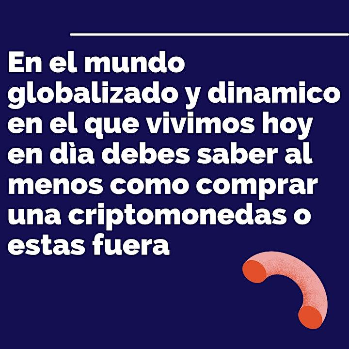 Imagen de Del ahorro a la inversión, introducción a las criptomonedas y Binance