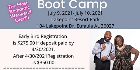 One Destiny Marriage Boot Camp tickets