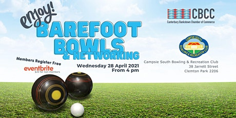 CBCC Barefoot Bowling & Networking tickets