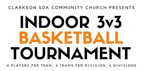 3v3 Indoor Basketball Tournament tickets