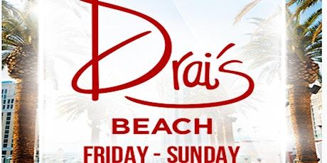 Drais Beach tickets