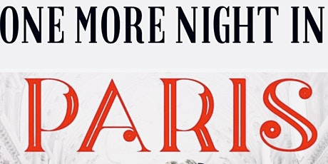 ONE MORE NIGHT IN PARIS AT STONEWALL HOTEL tickets