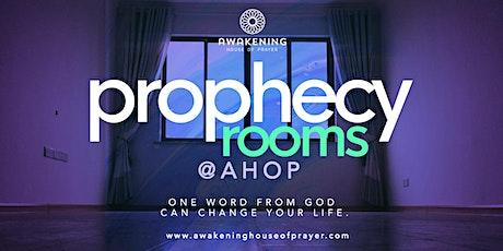 Prophecy Rooms @ Awakening House of Prayer tickets