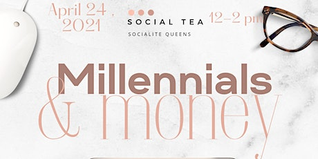 Millennials and money workshop Tickets