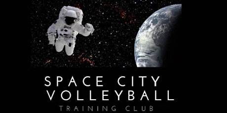 Space City Volleyball Club Tryouts (Girls Ages 14 and 15) tickets