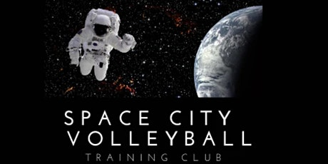 Space City Volleyball Club Tryouts (Girls Ages 16 to 18) tickets
