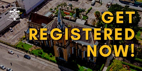 The Holy Trinity Cathedral Service Registration tickets