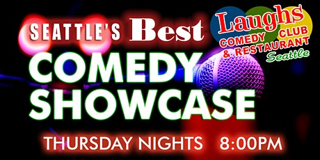 Seattle's Best Comedy Showcase tickets