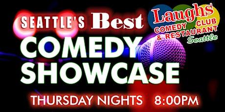Seattle's Best Comedy Showcase tickets