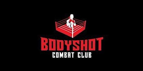 Boxing, Brazilian Jiu-Jitsu and MMA Training tickets