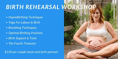 Birth Rehearsal Workshop tickets