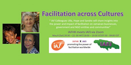 Facilitation across Cultures IAFHK x IAFJ tickets
