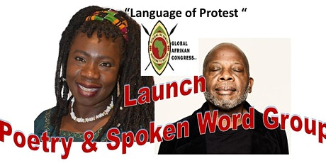 Launch of Poetry and Spoken Word Group tickets